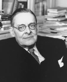 T S Eliot Biography Life Family Children Name Story