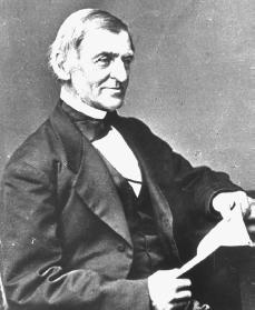 Ralph Waldo Emerson. Reproduced by permission of the Corbis Corporation.