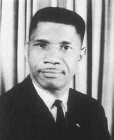 Medgar Evers. Reproduced by permission of AP/Wide World Photos.