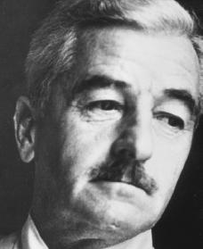 William Faulkner. Reproduced by permission of Archive Photos, Inc.