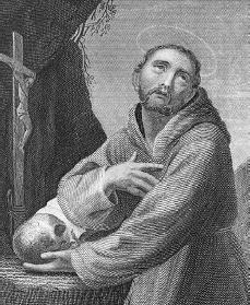 Francis of Assisi. Reproduced by permission of Getty Images.