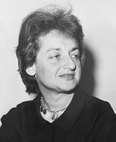 Betty Friedan. Courtesy of the Library of Congress.