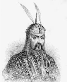 Genghis Khan. Reproduced by permission of the Corbis Corporation.