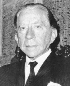 J. Paul Getty. Reproduced by permission of AP/Wide World Photos.