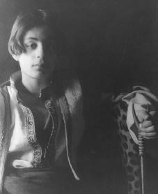 Kahlil Gibran. Courtesy of the Library of Congress.