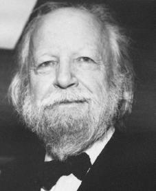 William Golding. Courtesy of the Library of Congress.
