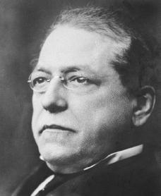 Samuel Gompers. Courtesy of the Library of Congress.