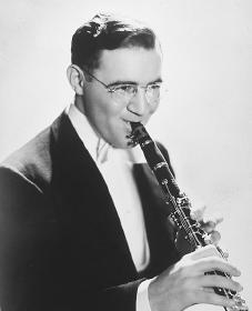 benny goodman brief biography