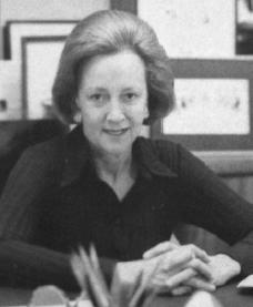 Katharine Graham. Courtesy of the Library of Congress.