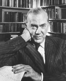 Graham Greene. Reproduced by permission of AP/Wide World Photos.