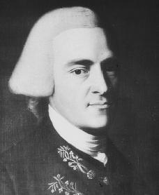 John Hancock. Courtesy of the National Archives and Records Association.
