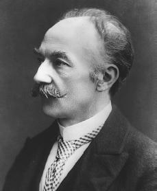 Thomas Hardy. Reproduced by permission of Archive Photos, Inc.