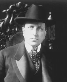 William Randolph Hearst. Courtesy of the Library of Congress.