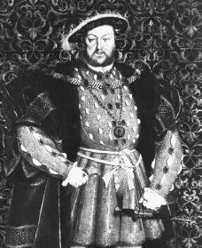 Henry VIII. Courtesy of the Library of Congress.