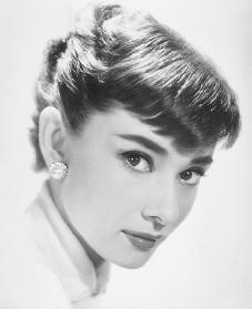 Audrey Hepburn. Reproduced by permission of Archive Photos, Inc.
