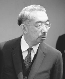 Hirohito. Reproduced by permission of Archive Photos, Inc.
