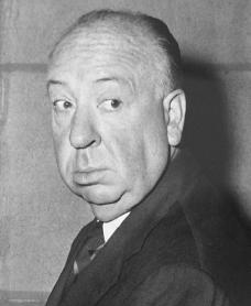 Alfred Hitchcock. Courtesy of the Library of Congress.