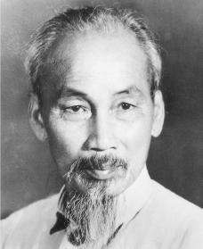 Ho Chi Minh. Reproduced by permission of Getty Images.