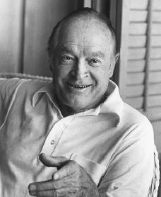 Bob Hope. Reproduced by permission of AP/Wide World Photos.