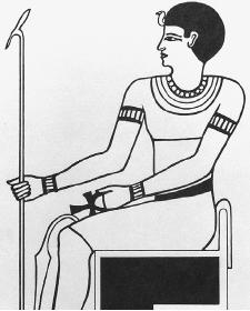Imhotep. Courtesy of the Library of Congress.