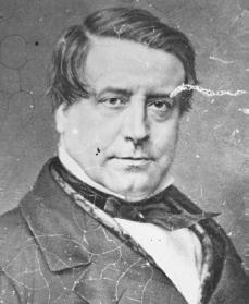 Washington Irving. Courtesy of the Library of Congress.
