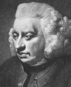 Samuel Johnson. Courtesy of the Library of Congress.