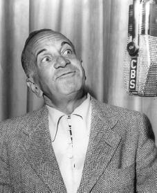 Al Jolson. Courtesy of the Library of Congress.