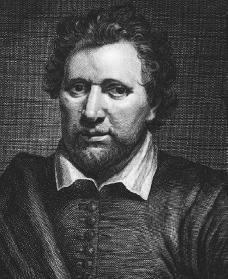 Ben Jonson. Courtesy of the Library of Congress.