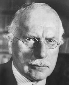 Carl Jung. Courtesy of the Library of Congress.