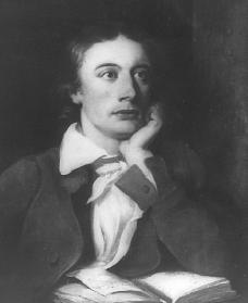 John Keats. Courtesy of the Library of Congress.