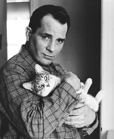 Jack Kerouac. Reproduced by permission of Mr. Jerry Bauer.