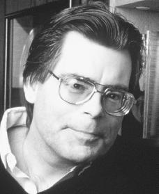 Stephen King. Reproduced by permission of AP/Wide World Photos.