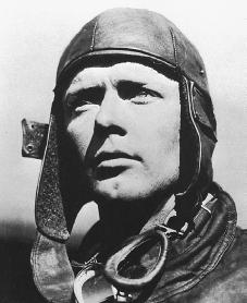 Charles Lindbergh. Courtesy of the Library of Congress.