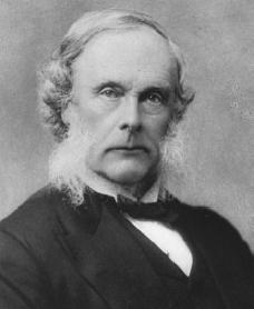 Joseph Lister. Courtesy of the Library of Congress.