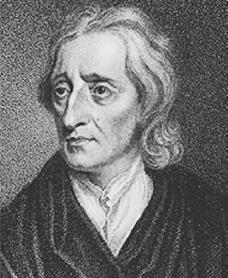John Locke. Courtesy of the Library of Congress.