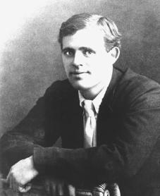 Jack London. Courtesy of the Library of Congress.