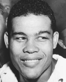 Joe Louis. Reproduced by permission of AP/Wide World Photos.