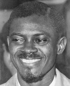 Patrice Lumumba. Reproduced by permission of AP/Wide World Photos.