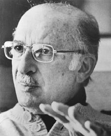 Bernard Malamud. Courtesy of the Library of Congress.