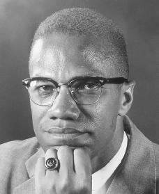 Malcolm X Biography - life, family, children, name, death, history ...