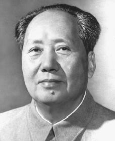 Mao Zedong. Reproduced by permission of the Corbis Corporation.