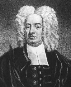 Cotton Mather. Courtesy of the Library of Congress.