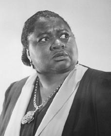 Hattie McDaniel. Courtesy of the Library of Congress.
