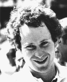 John McEnroe. Reproduced by permission of the Corbis Corporation.