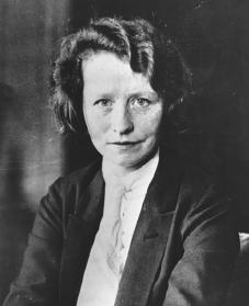 Edna St. Vincent Millay. Courtesy of the Library of Congress.