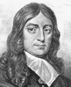 John Milton. Courtesy of the Library of Congress.