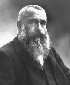 Claude Monet. Reproduced by permission of the Corbis Corporation.