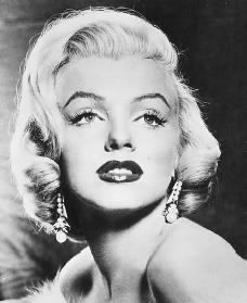 marilyn monroe reproduced by permission of archive photos inc