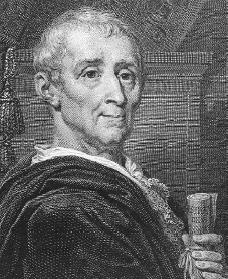 Montesquieu. Courtesy of the Library of Congress.