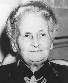 Maria Montessori. Reproduced by permission of AP/Wide World Photos.
